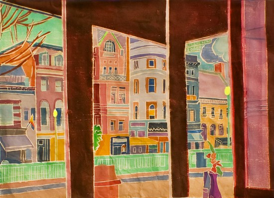 Aline Feldman new - Afternoon Facades