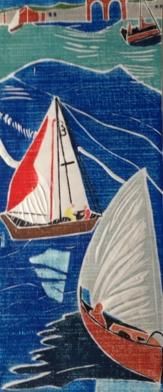 Aline Feldman new - Sailing Along