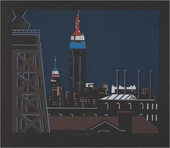 Allan Simpson - Empire State Building