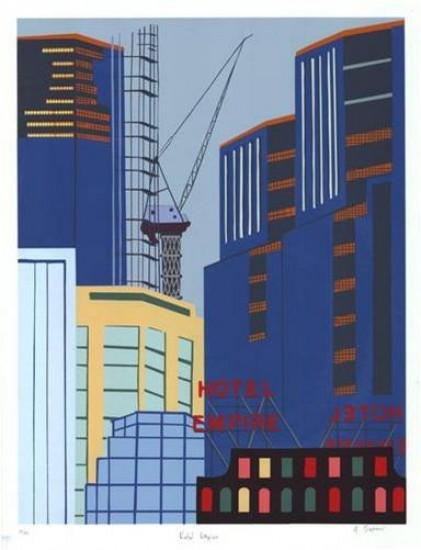 Allan Simpson - Hotel Empire