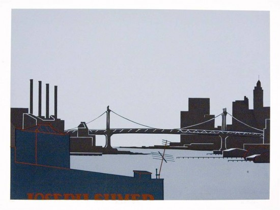 Allan Simpson - Manhattan Bridge