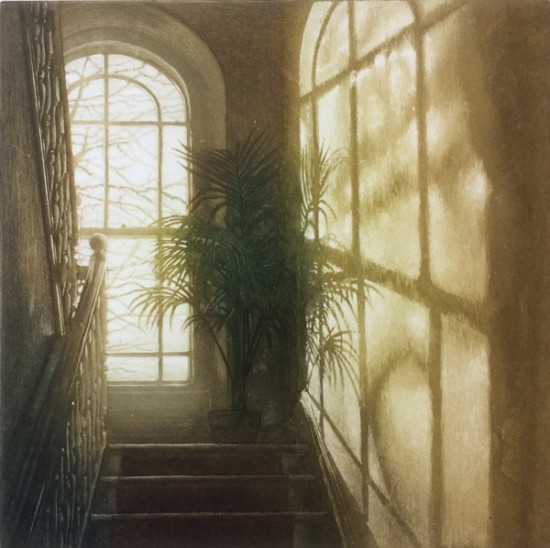 Anja Percival new - Window Light XIX