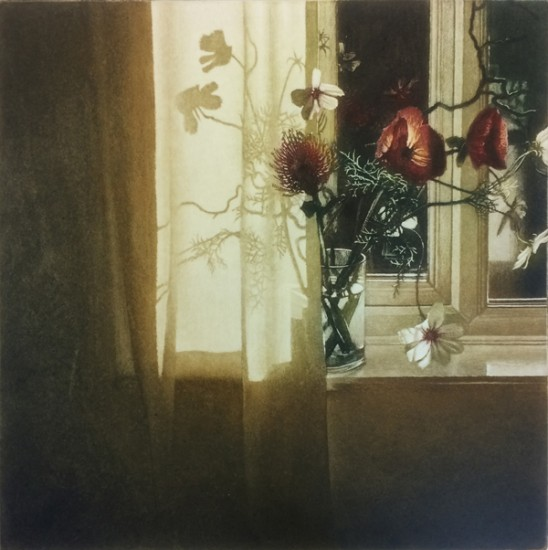 Anja Percival new - Window Light XVII