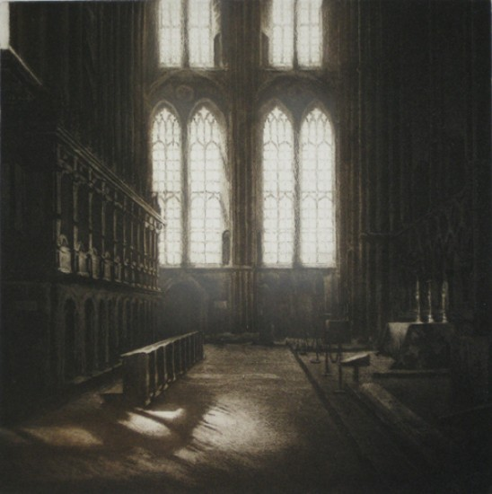 Anja Percival new - Cathedral Light IV