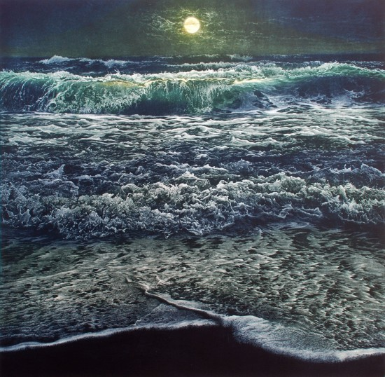 Art Werger - Rising tide in color