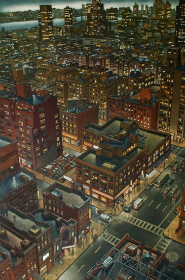 Art Werger - Night Fall