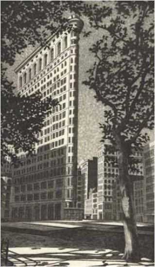 DeAnn L Prosia - The Flatiron Building
