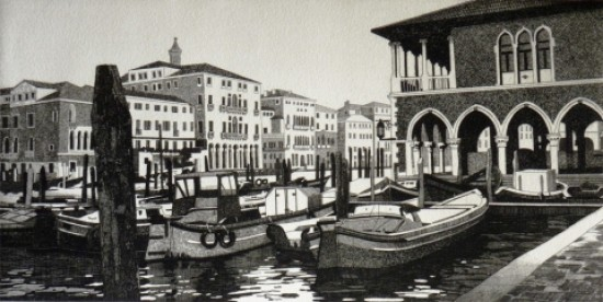 DeAnn L Prosia - Grand Canal, Venice
