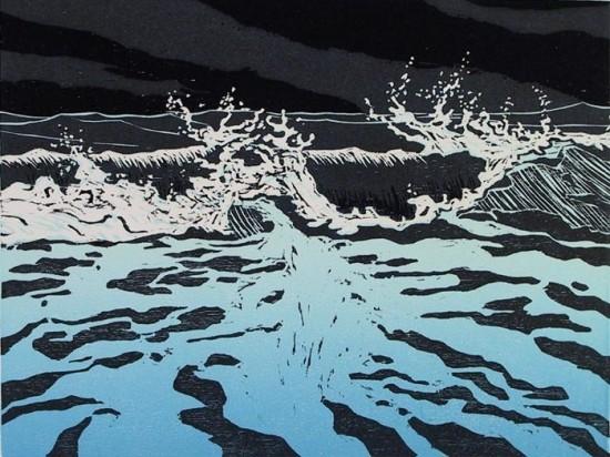 Emily Trueblood - Ocean Wave