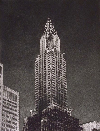 Frederick Mershimer - Chrysler Building