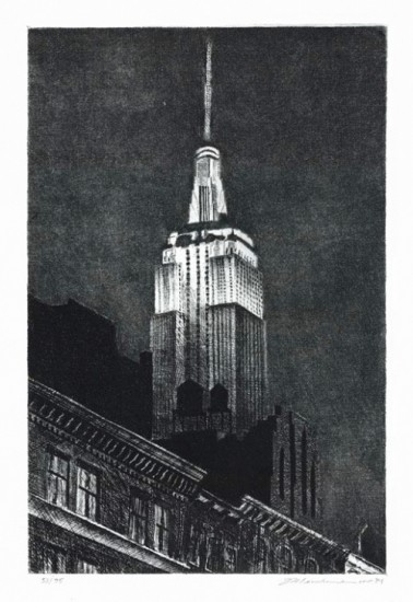Frederick Mershimer - Empire State Building