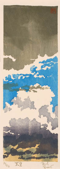 "Paul Binnie - Prints - Fukei-ga 2 - ""Vast Heavens"" Tenku"