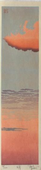 "Paul Binnie - Prints - Fukei-ga 2 - ""Dawn"" Ake"