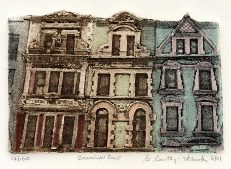 Grace Bentley-Scheck - Brooklyn Row