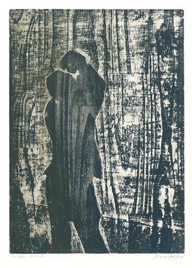 Ilse Schreiber-Noll - Buckower Elegien II Die Kelle / The Trowel