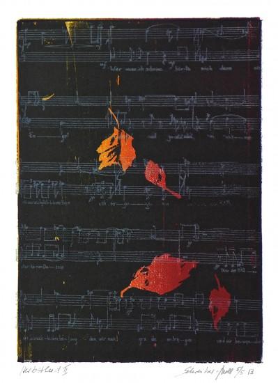 Ilse Schreiber-Noll - Herbstlied II