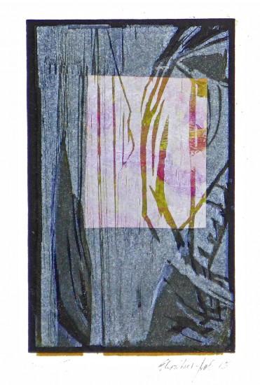 Ilse Schreiber-Noll - Leaves II