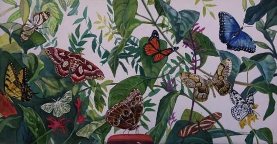 Jane Goldman - Prints - Butterflies