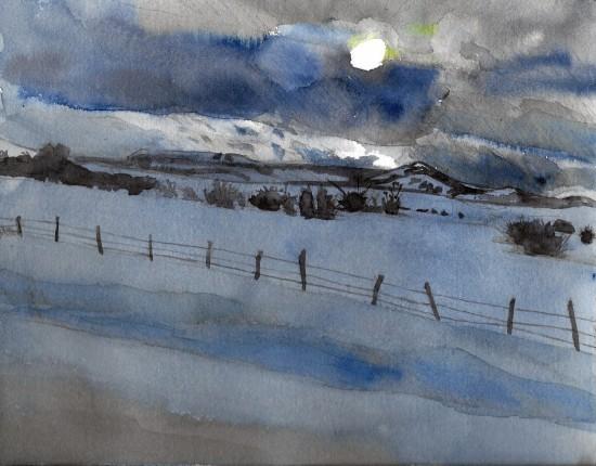 Jane Goldman - Prints - Colorado Winter 3