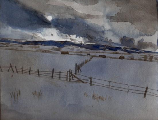 Jane Goldman - Prints - Colorado Winter 4