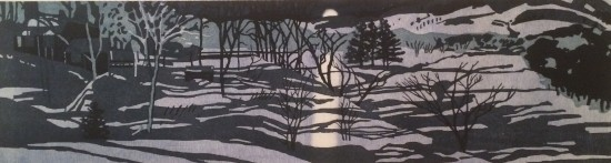 Jane Goldman - Prints - Quechee Night