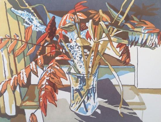 Jane Goldman - Prints - Sumac