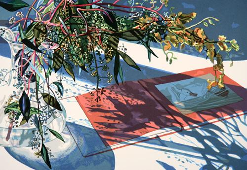 Jane Goldman - Prints - Audubon July