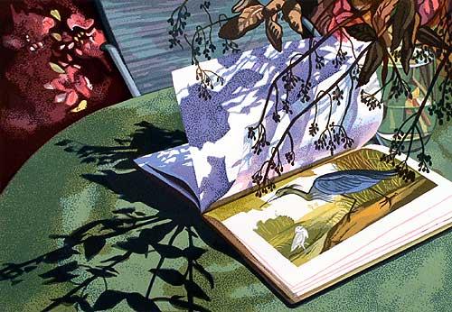 Jane Goldman - Prints - Audubon June