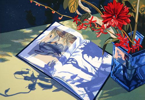 Jane Goldman - Prints - Audubon October