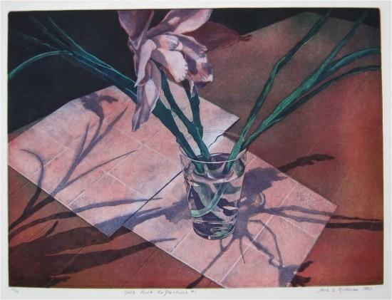 Jane Goldman - Prints - Back Porch Reflections #1