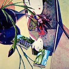 Jane Goldman - Prints - Corner Reflections #1