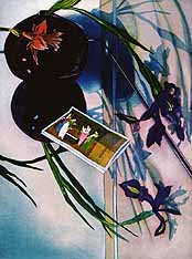 Jane Goldman - Prints - Corner Reflections #2