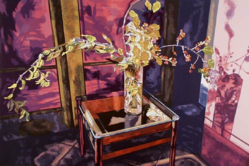 Jane Goldman - Prints - Yellow Bittersweet