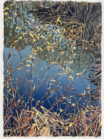 Jean Gumpper - Prints - Reflective Tracings