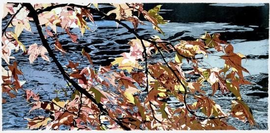 Jean Gumpper - Prints - Descant II