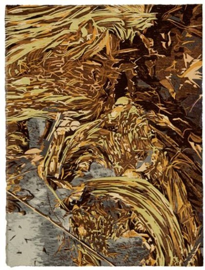 Jean Gumpper - Prints - Swirling Bark