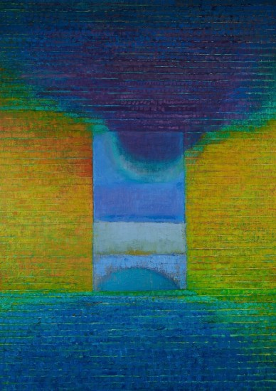 Keiko Hara Paintings - Verse The Field and Sky11