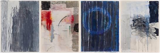 Keiko Hara - Works on paper - Verse Shinto