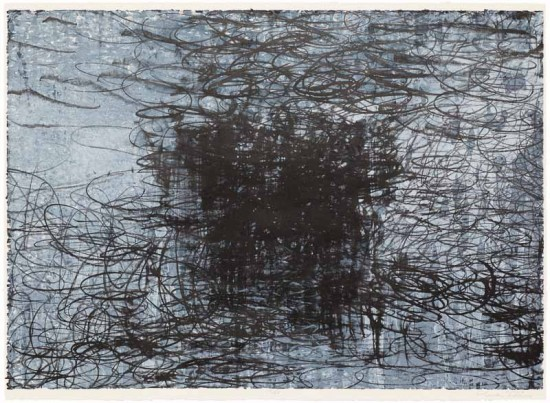 Keiko Hara - Works on paper - Verse – Space M-III