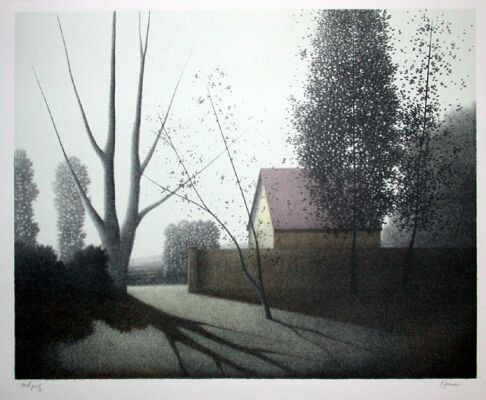 Robert Kipniss - Lithographs - Gateway