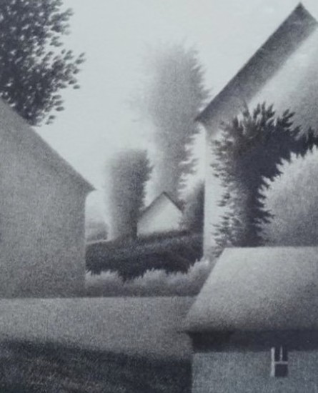 Robert Kipniss - Lithographs - Another Summer