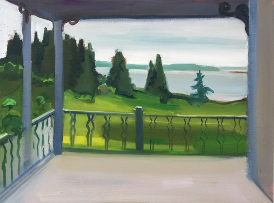 Mary Prince - Bett's Deck