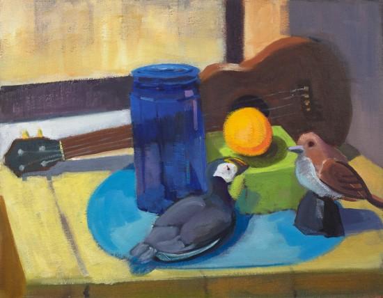 Mary Prince - Blue Jar
