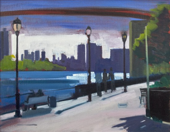 Mary Prince - East River View
