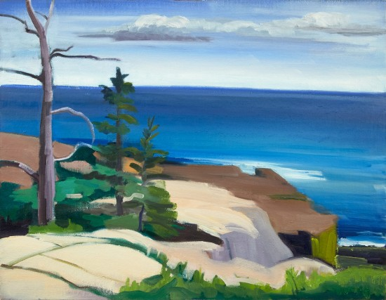 Mary Prince - Late Summer Schoodic Point