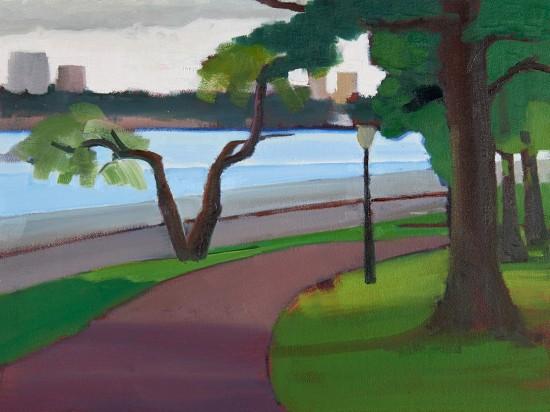 Mary Prince - Riverside Park