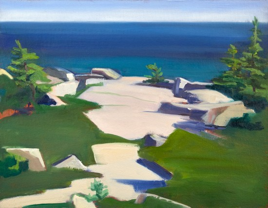 Mary Prince - Schoodic Flat Rocks