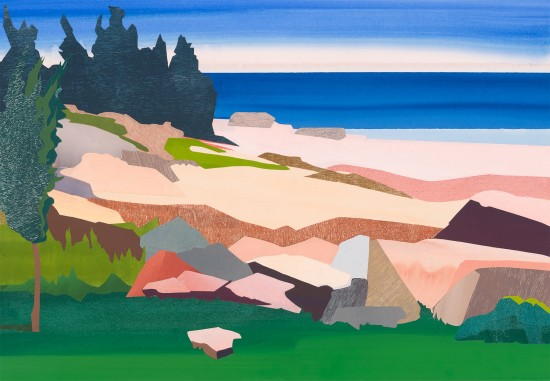 Mary Prince - Schoodic Point