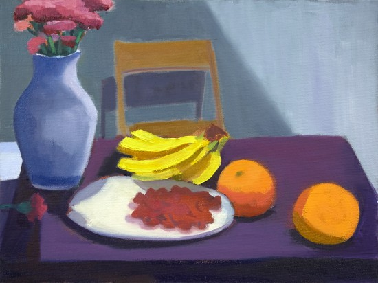 Mary Prince - Still Life with Chair