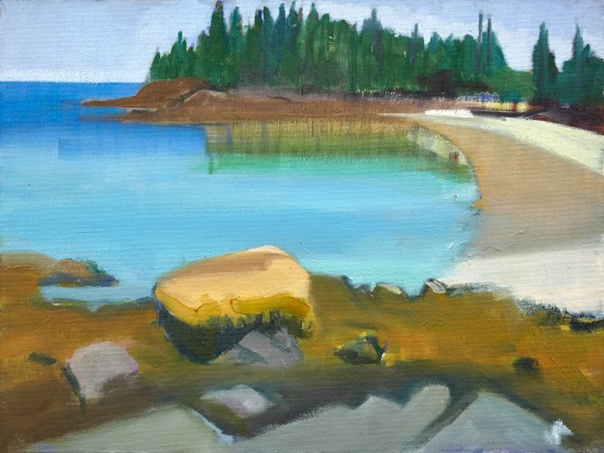 Mary Prince - Young's Beach, Jonesport, ME